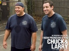 I Now Pronounce You Chuck And Larry, Adam Sandler, Kevin James