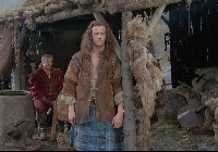 Christopher Lambert, Connor MacLeod, Szałas