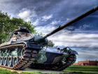 Czołg, M 60, Patton, HDR