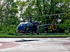 Brazos, Helicopters, AS-313, Alouette II