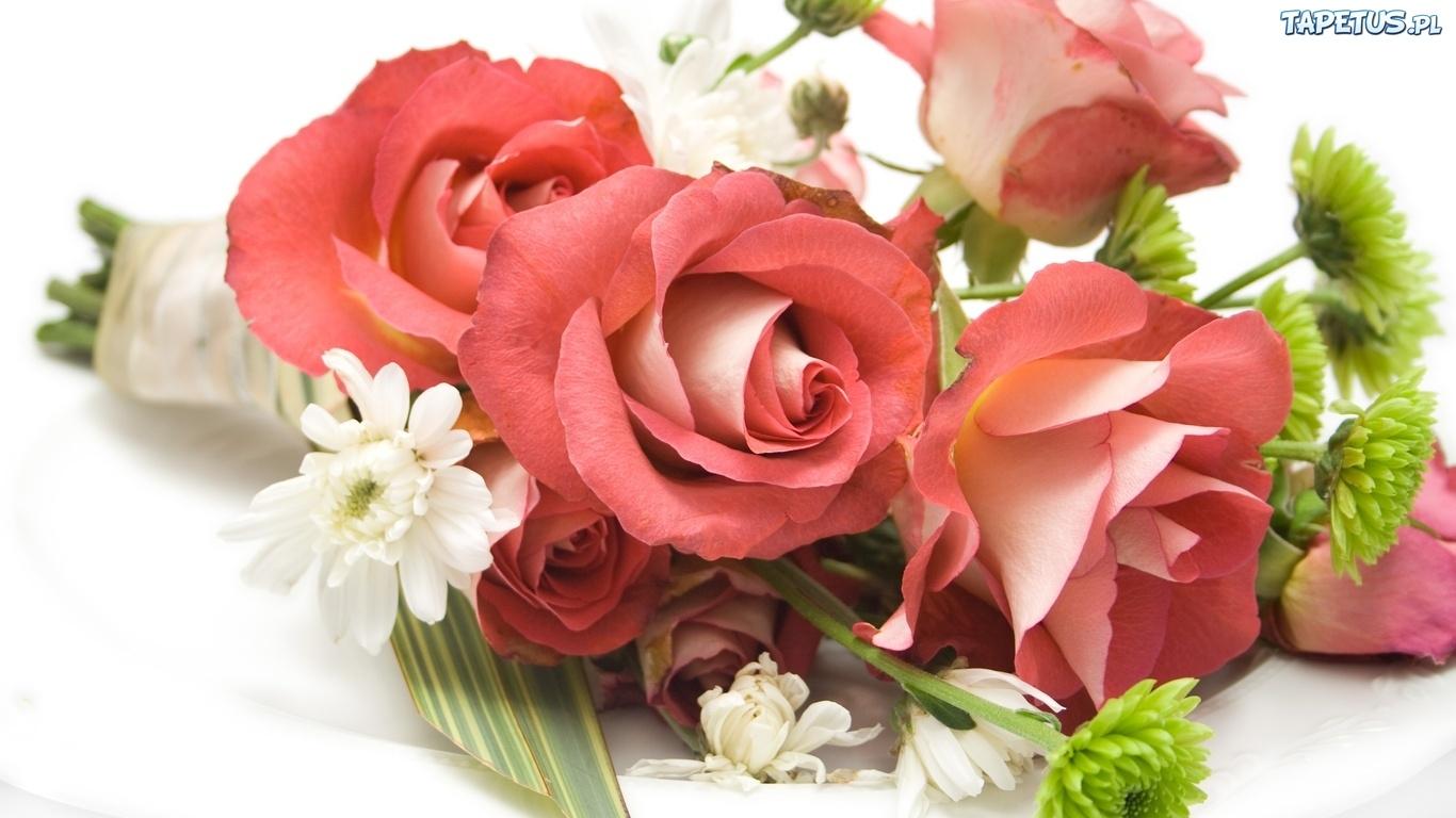 Bukiecik, Róż