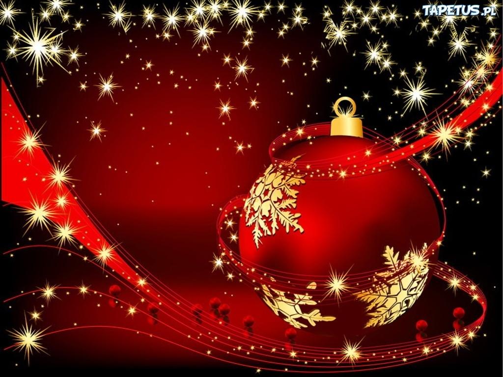 Holidays Christmas Seasonal Festive Hd Wallpaper 1467018: Bombka, Gwiazdki, Grafika