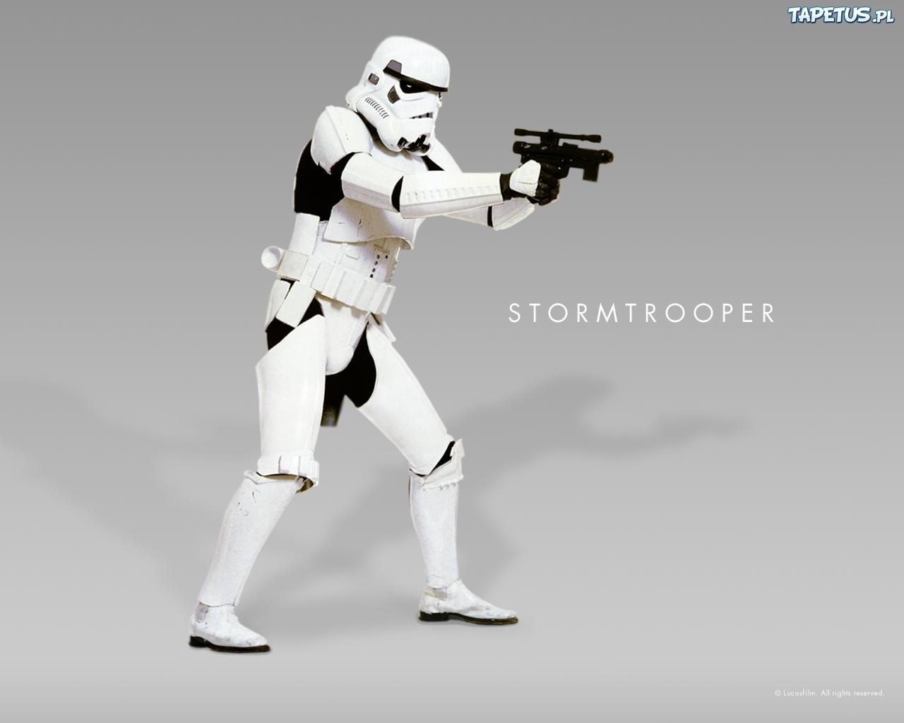 Star Wars White Robot Star Wars Biały Robot