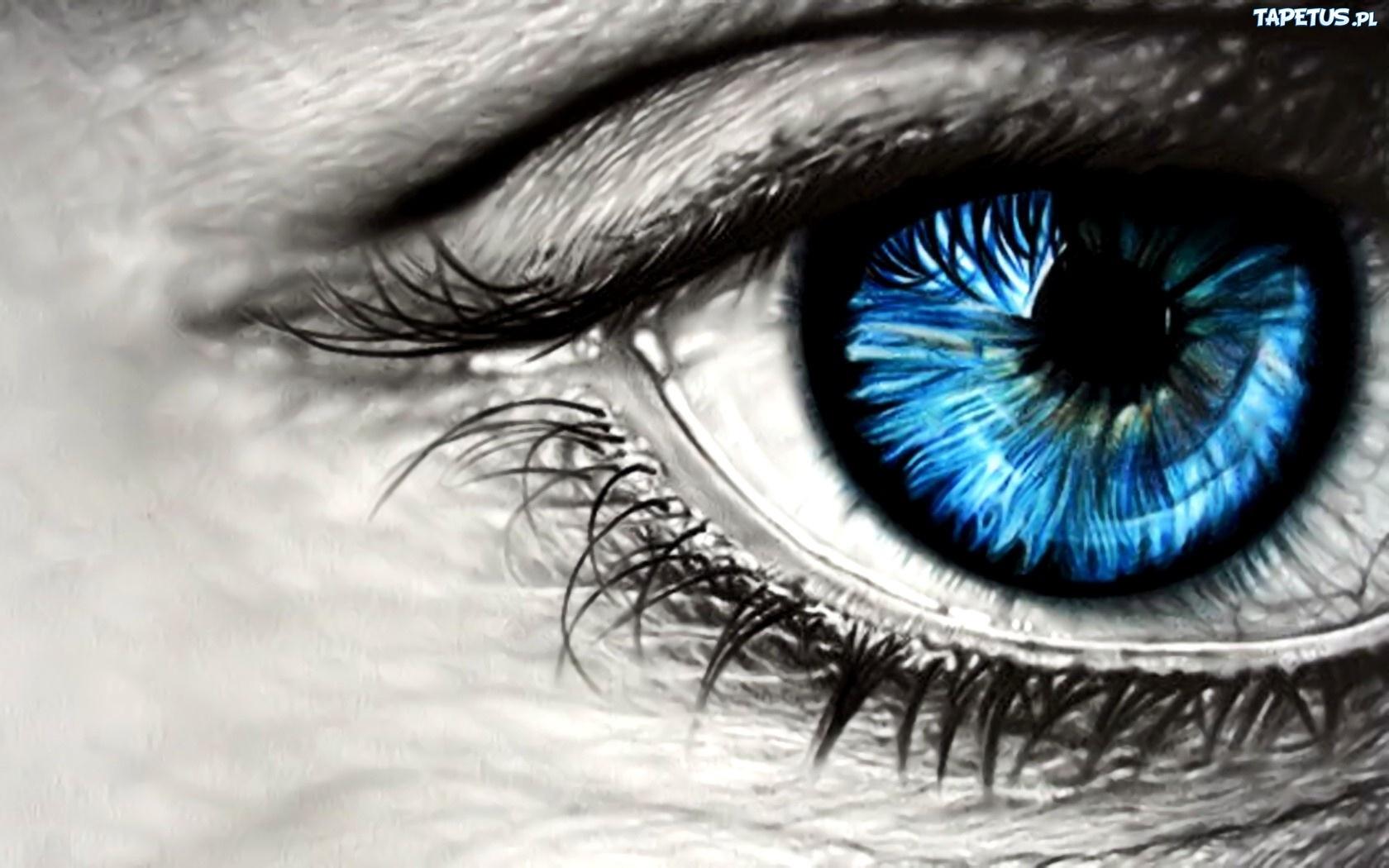 Красим сероголубые глаза  AllOfMakeup