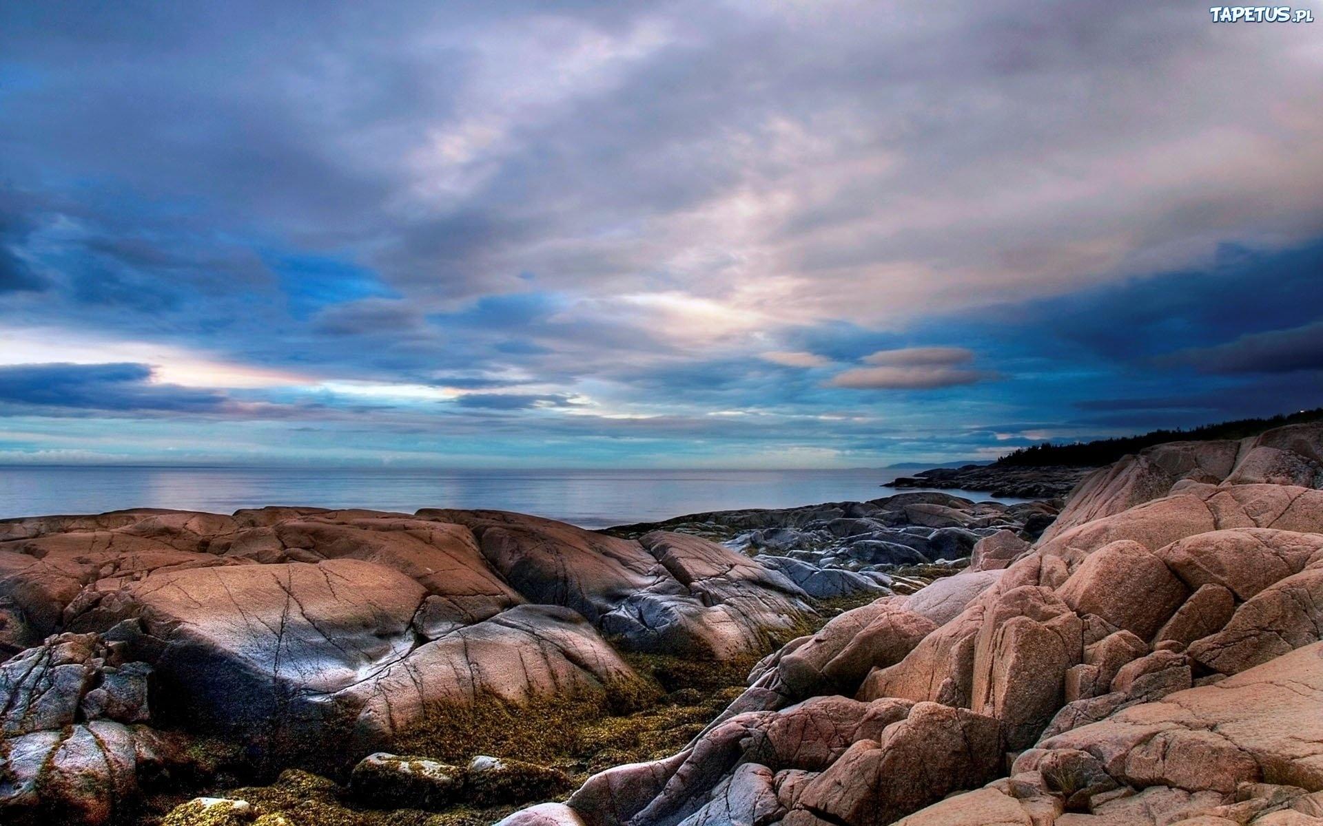 море склон камни  № 1569139  скачать