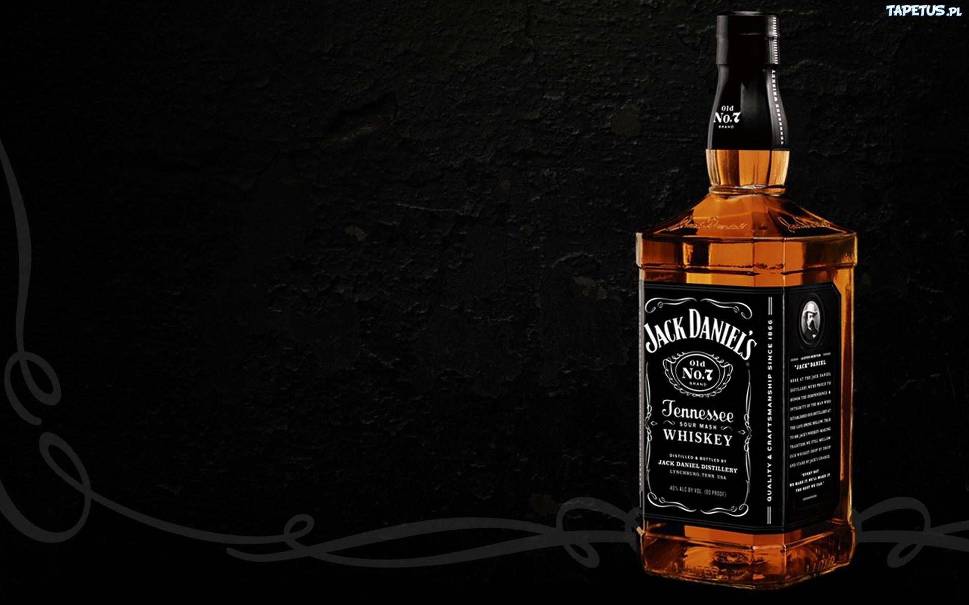 Jack daniel s bottle for Photos jack daniels