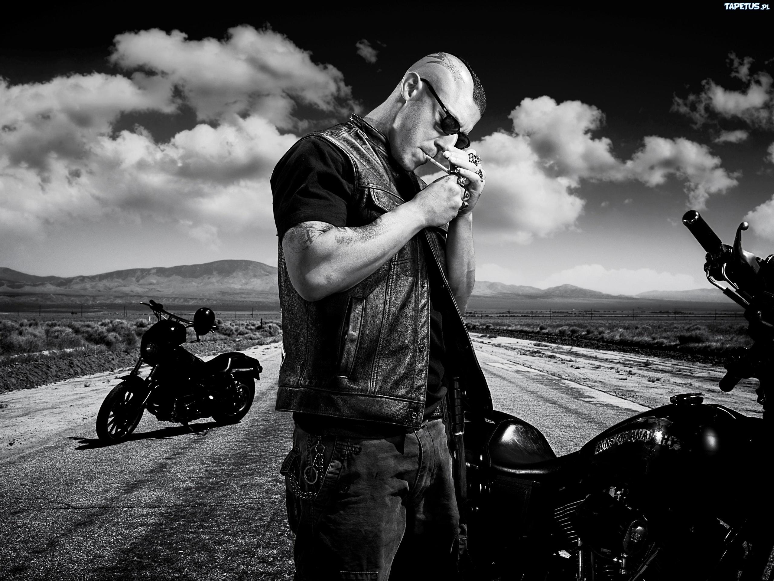 anarchy sunglasses  motory, droga