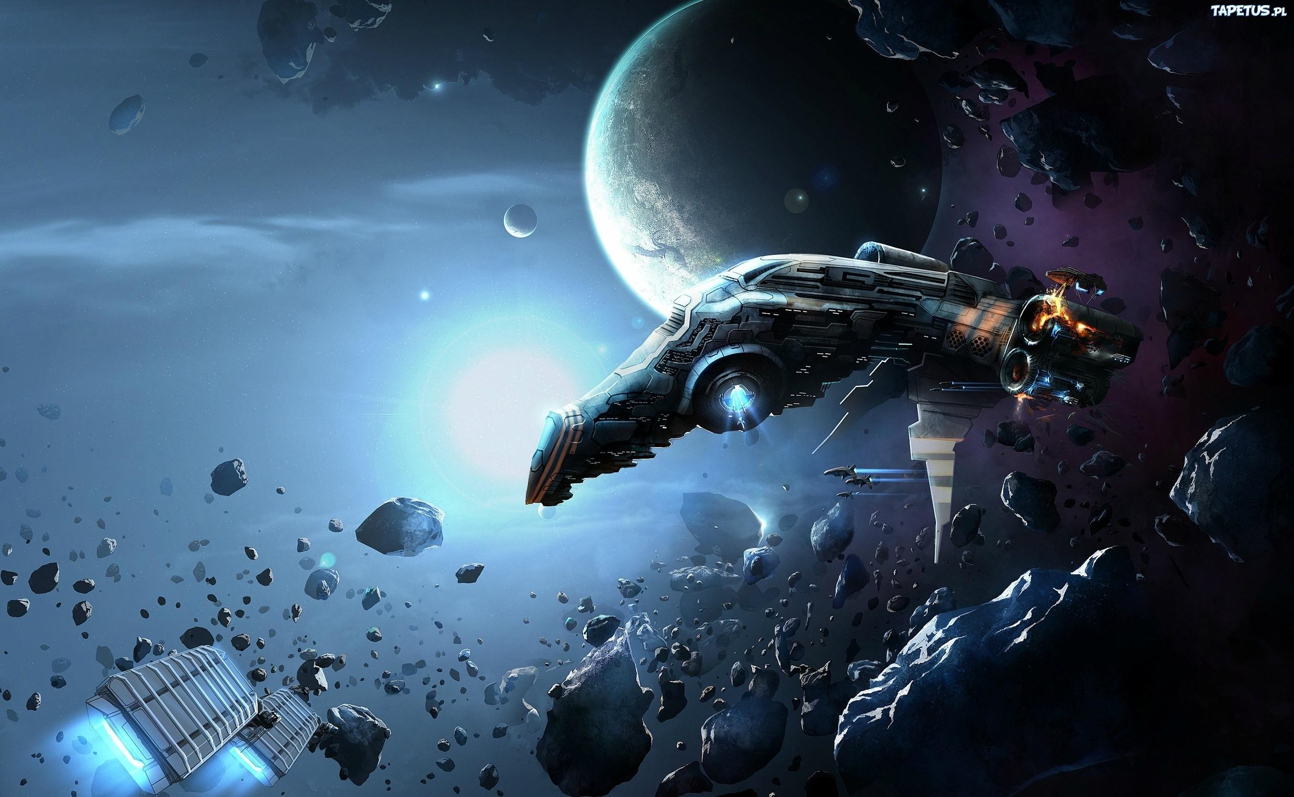 planety kosmos meteoryty