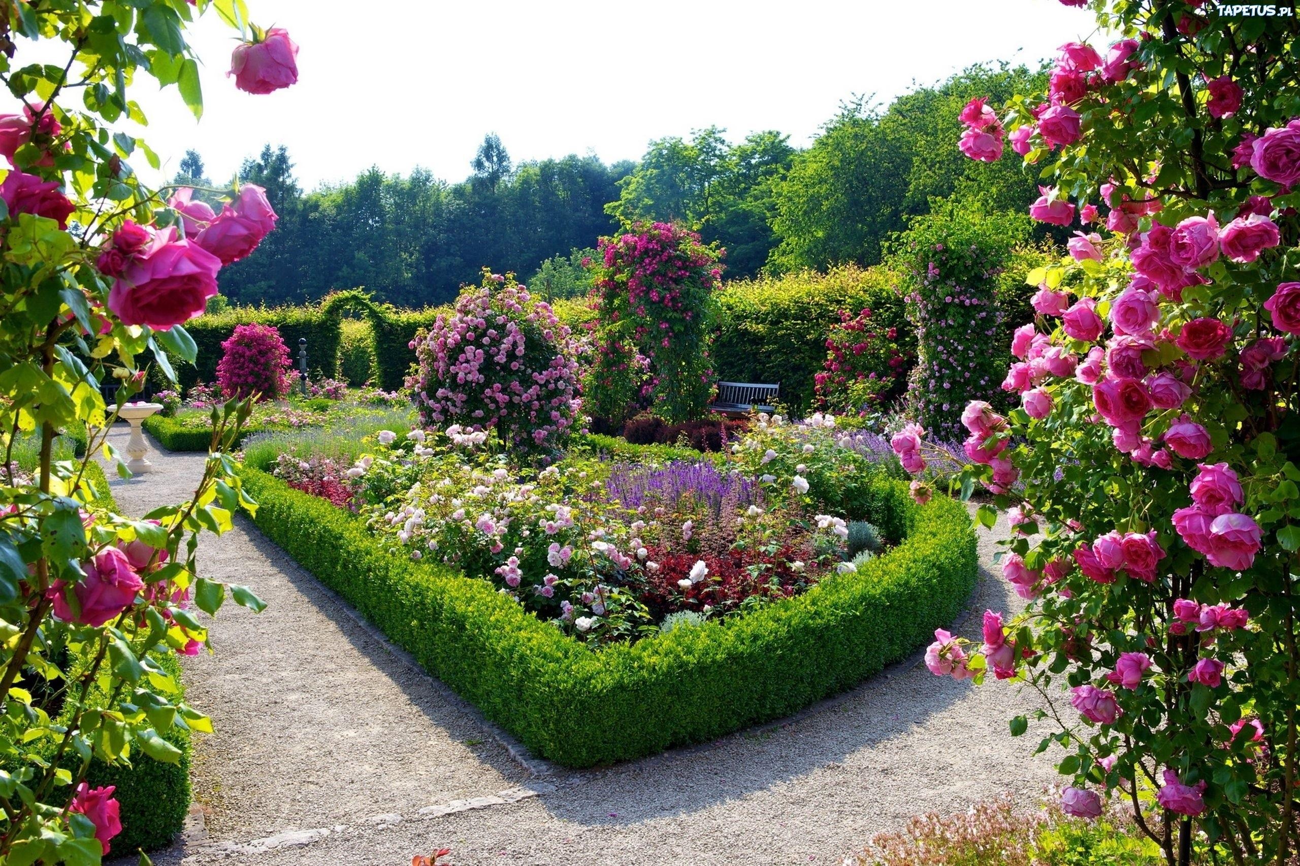 Pi kny ogr d r any for Garden design 1920 s