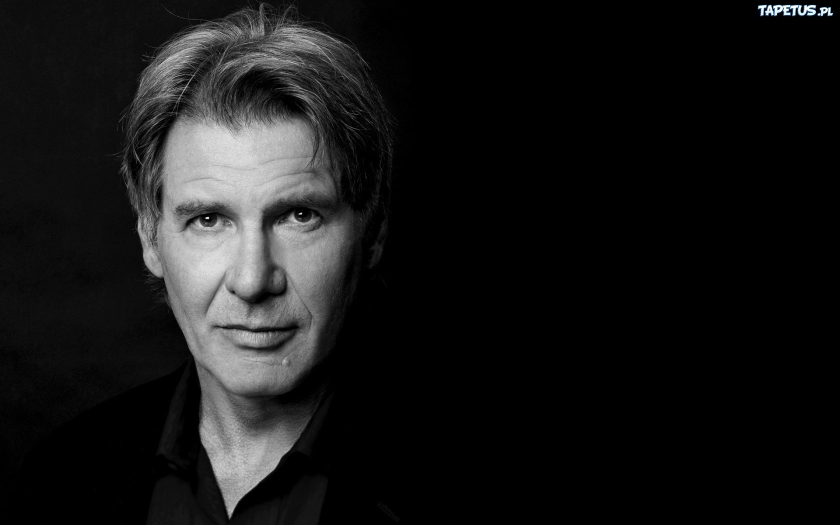 Harrison ford, aktor, portret