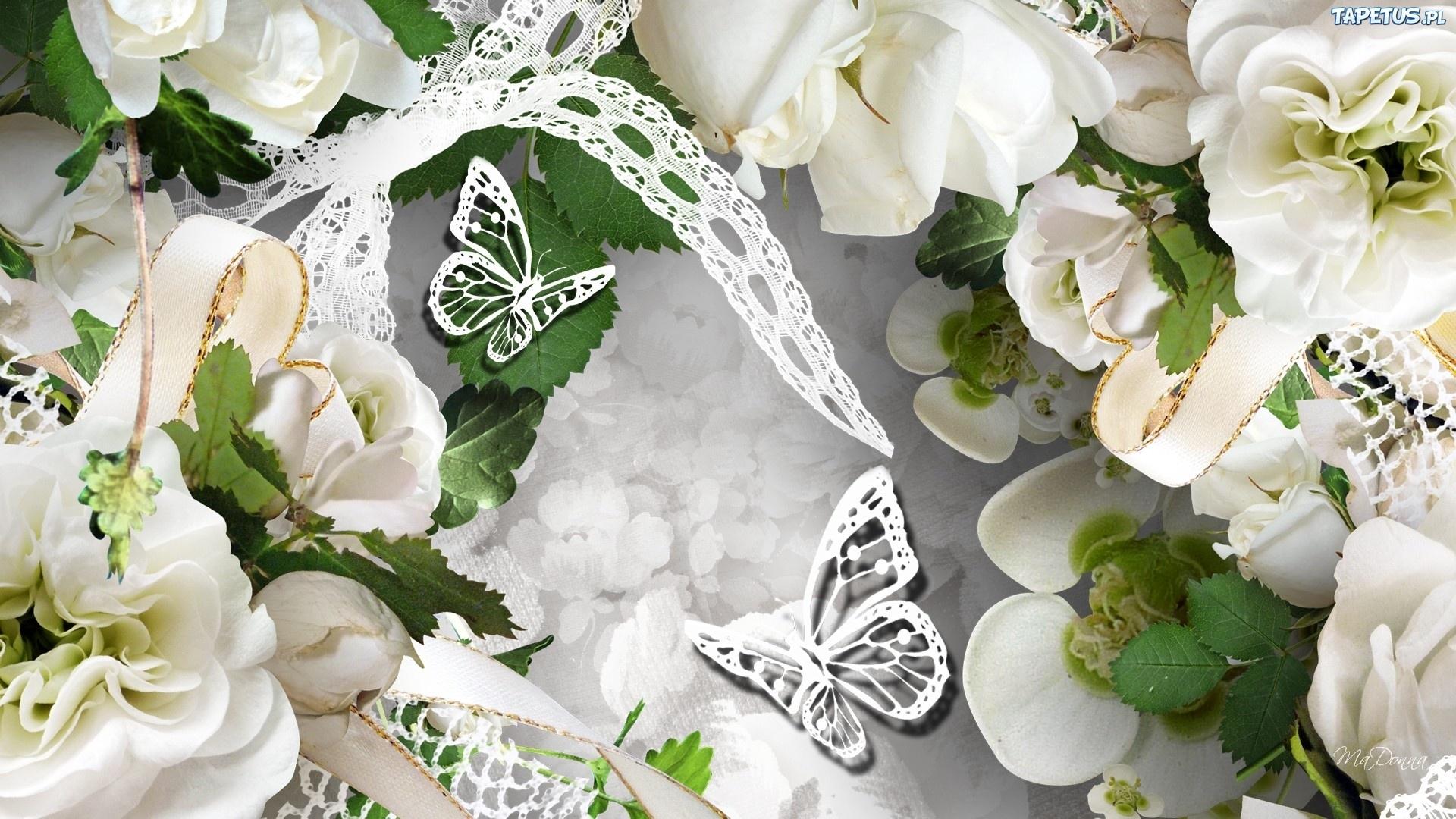 нежно-кремовые свадебные розы  № 1323039 без смс