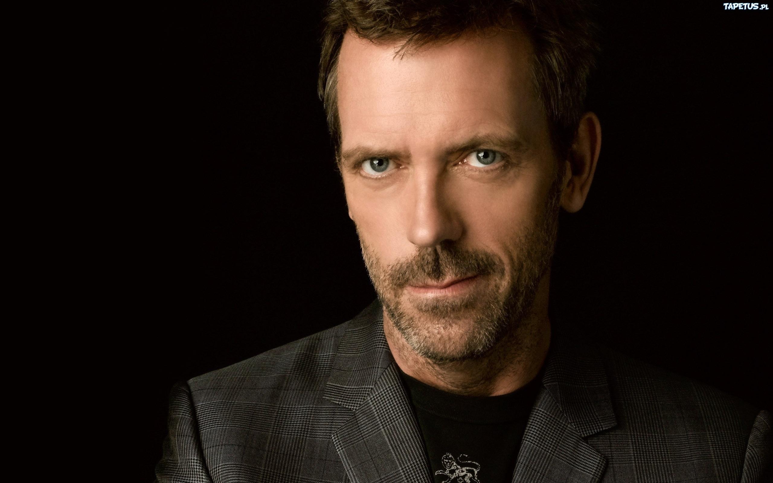 Aktor, Hugh Laurie, Portret