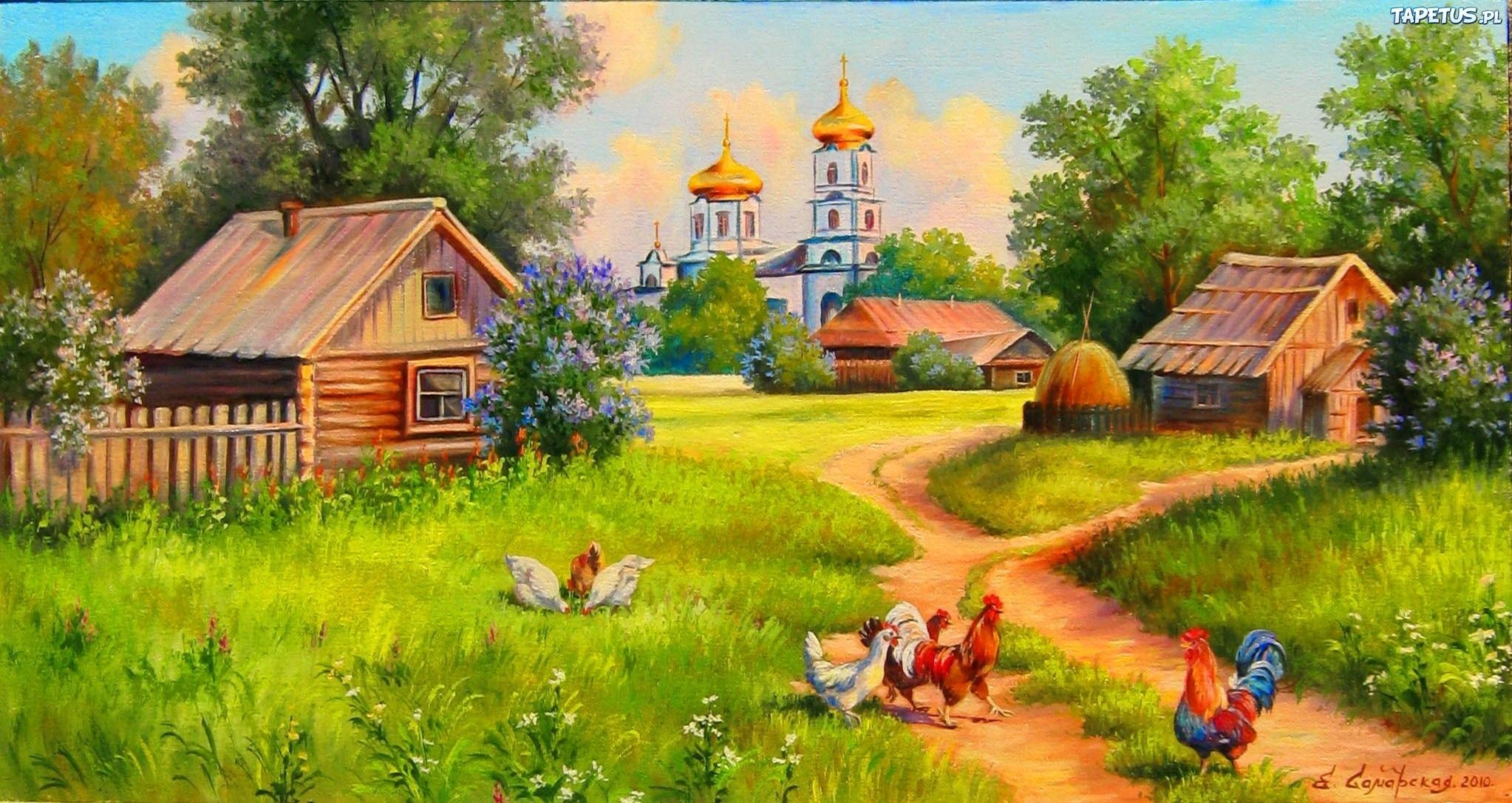 Секс в русской деревушке 5 фотография