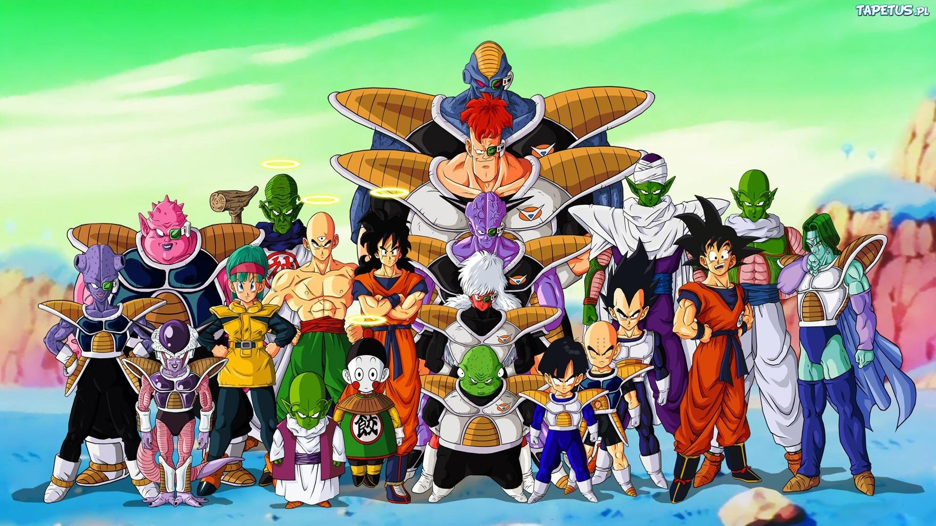 Son goku dragon ball image 100 - Dragon ball z goku son ...