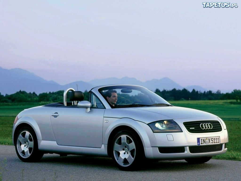 audi tt cabrio zielona ka. Black Bedroom Furniture Sets. Home Design Ideas