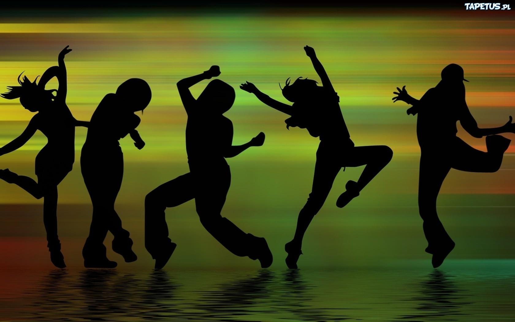 Muzyka, Taniec, Sylwetki, Ludzi