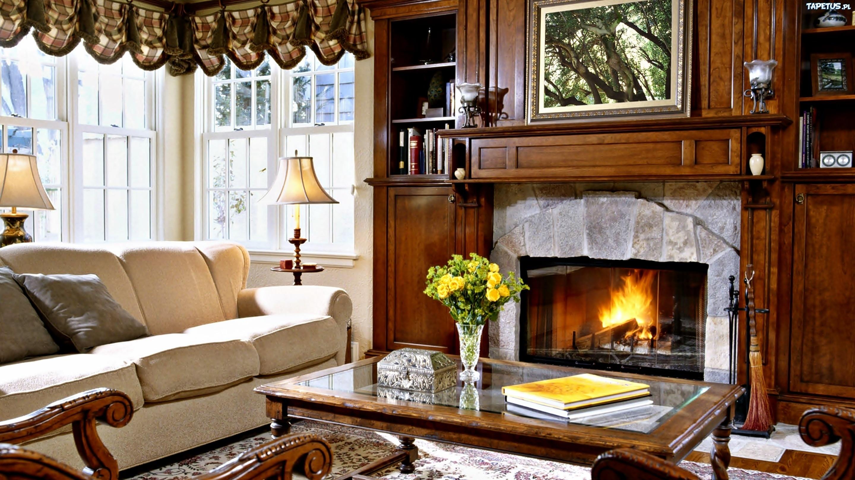 Мебель В Гостиную С Камином
