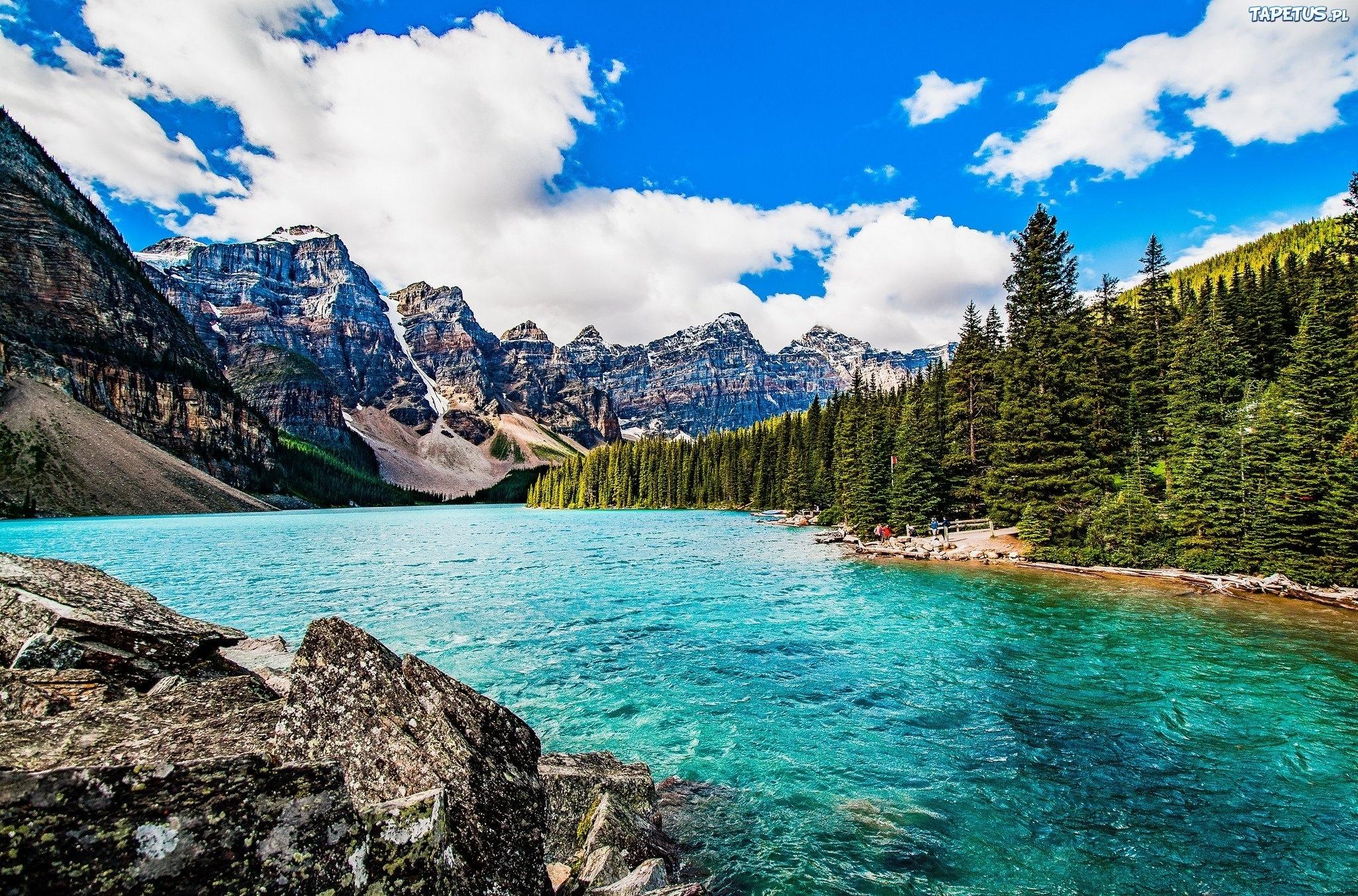 Victoria Glacier, Lake Louise, Banff National Park, Alberta, Canada  № 193144 загрузить