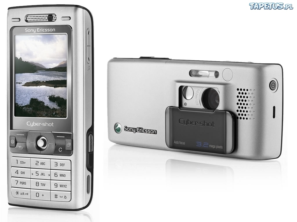 Sony Ericsson K800i, Cybershot