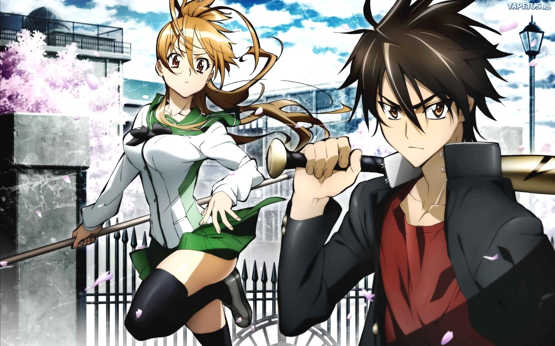 Rei, Takashi, Highschool Of The Dead