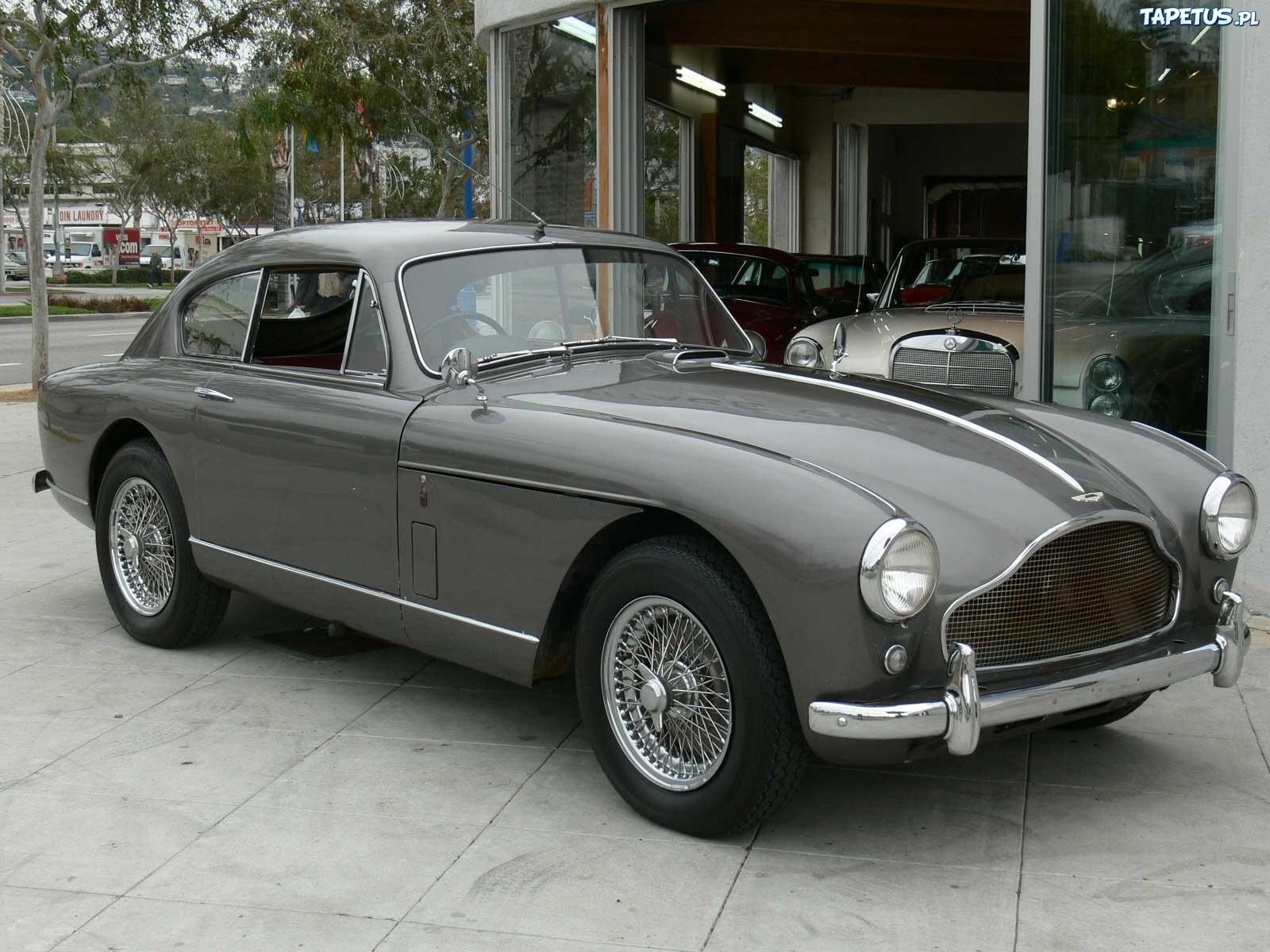 Zabytkowe Samochody Aston Martin Db4