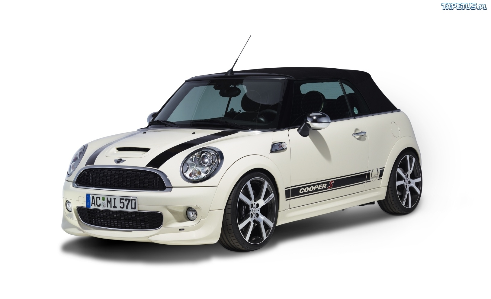 mini cooper s cabrio tuning ac schnitzer. Black Bedroom Furniture Sets. Home Design Ideas