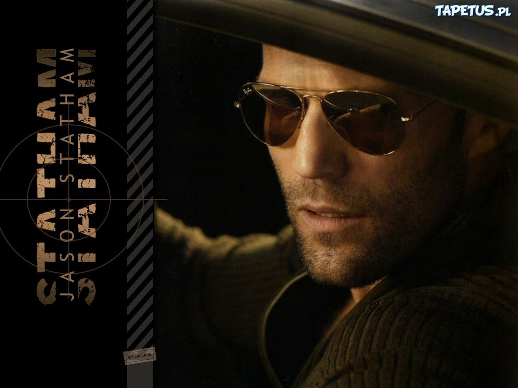 Aktor, Jason Statham, Okulary