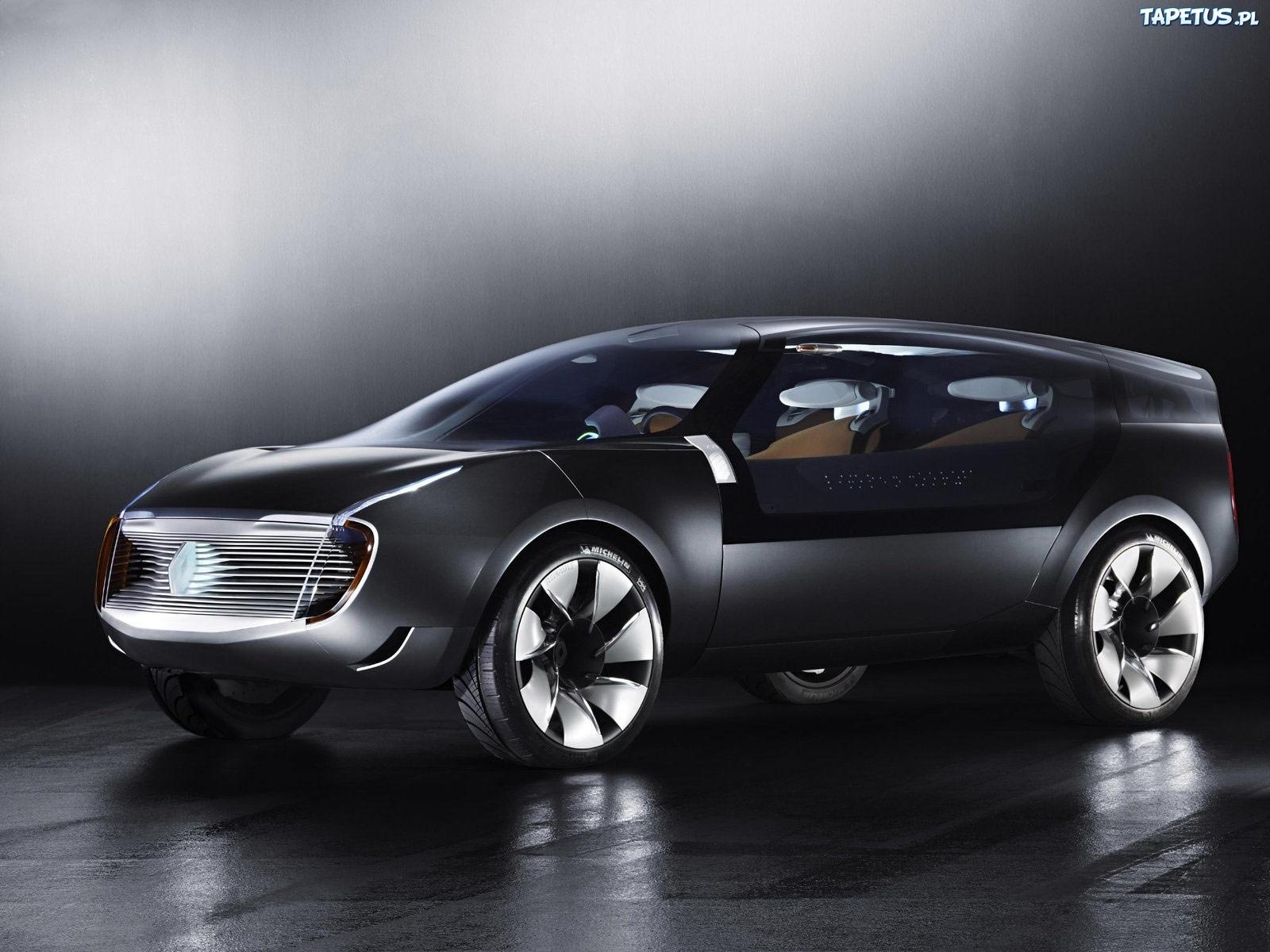 renault ondelios concept car. Black Bedroom Furniture Sets. Home Design Ideas