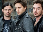 30 Seconds To Mars, Lato Dzhaerd, Shannon Leto, Tomo Milishevi