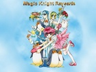 Magic Knight Rayearth, ludzie, pingwiny