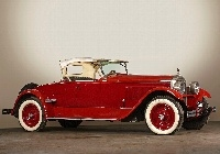 Packard Eight Runabout, 1924 Rok