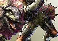 Soul Calibur IV, Lizardman