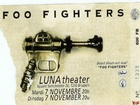 Foo Fighters,pistolet