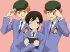 Ouran High School Host Club, ludzie, czapki