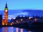London, Westminster Palace, Westminster Bridge, Big Ben