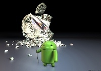 Android, Apple, 3D