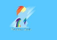 Rainbow Dash, Napis