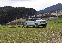 Ford F-150, King Ranch