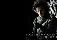 Serial, Gra o Tron, Jon Snow, Kit Harington