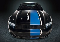 Ford Mustang, Cobra Jet, Twin-Turbo, Concept