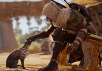 Assassins Creed Origins, Bayek, Kot