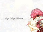 Magic Knight Rayearth, kobieta, pluszak