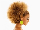 Beyonce Knowles, Afro