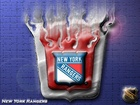 Logo, Drużyny, NHL, New York Rangers