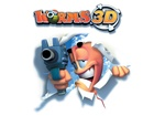 Worms 3D, Uzi