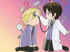 doktor, pacjent, Ouran High School Host Club