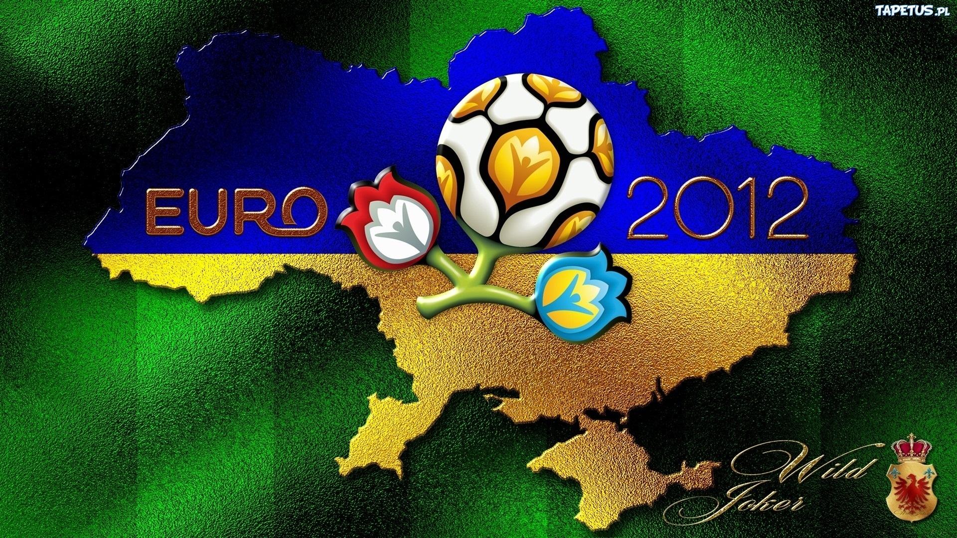 Logo uefa euro 2012 poland-ukraine смотреть