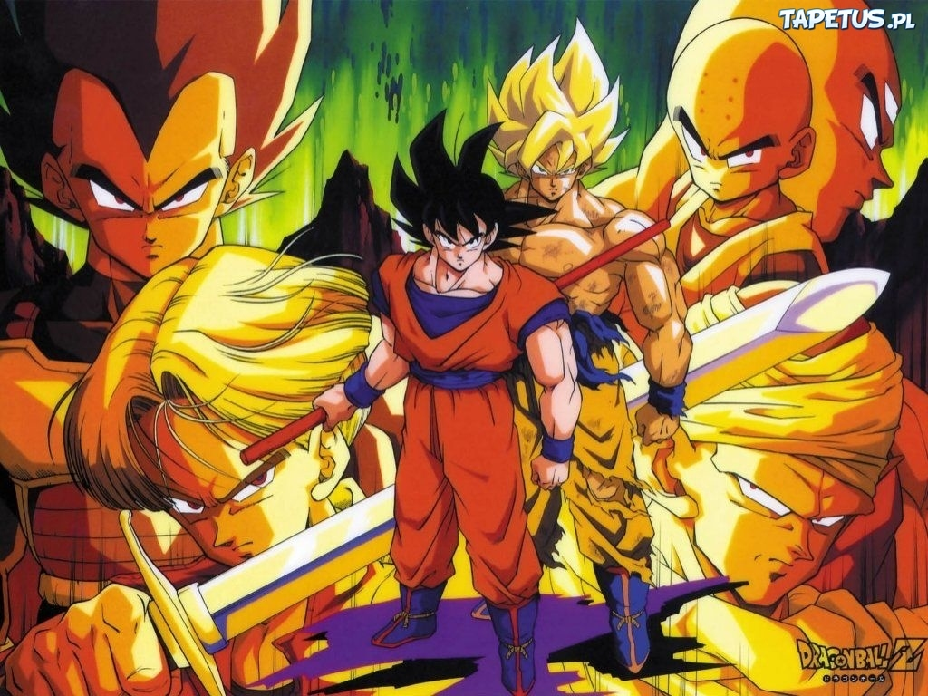 Dragon Ball Postacie