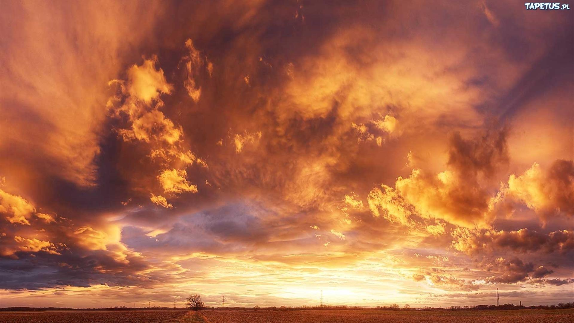 природа страны архитектура закат небо облака бесплатно