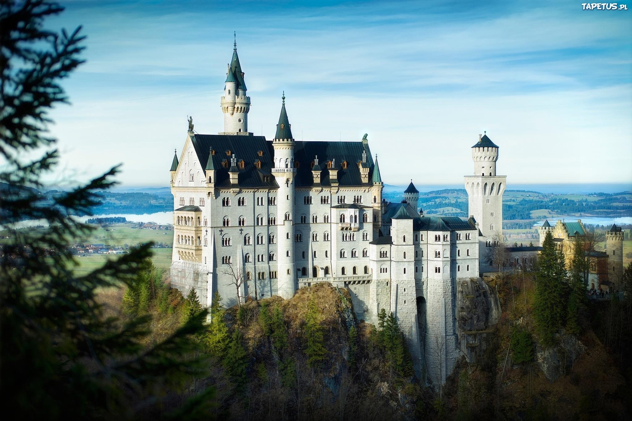 Красивый замок бесплатно